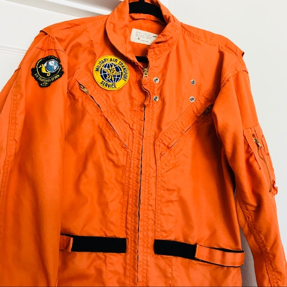 Military Air Transport Other - RARE Vintage military summer flight coveralls.